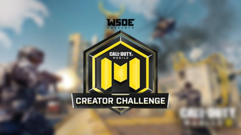 call of duty mobile creator challenge
