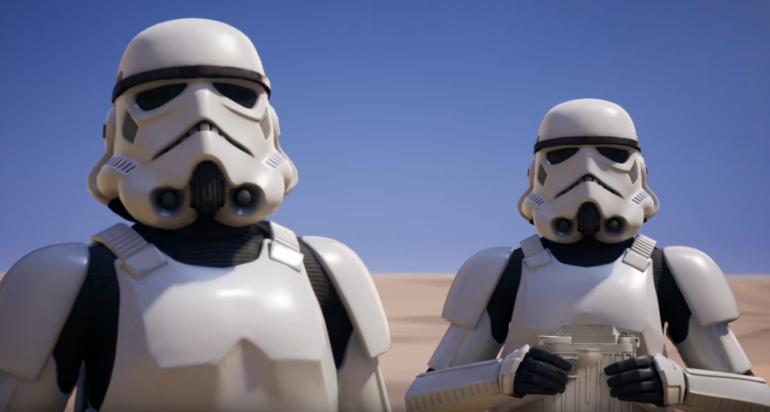 Fortnite x Star Wars
