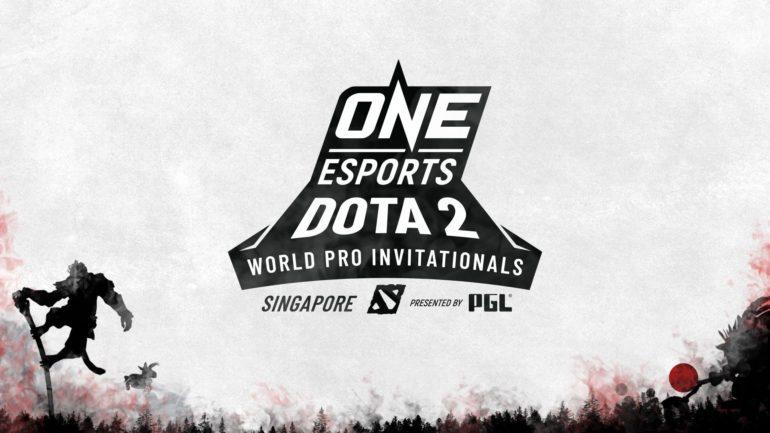 one esports dota 2 singapore results