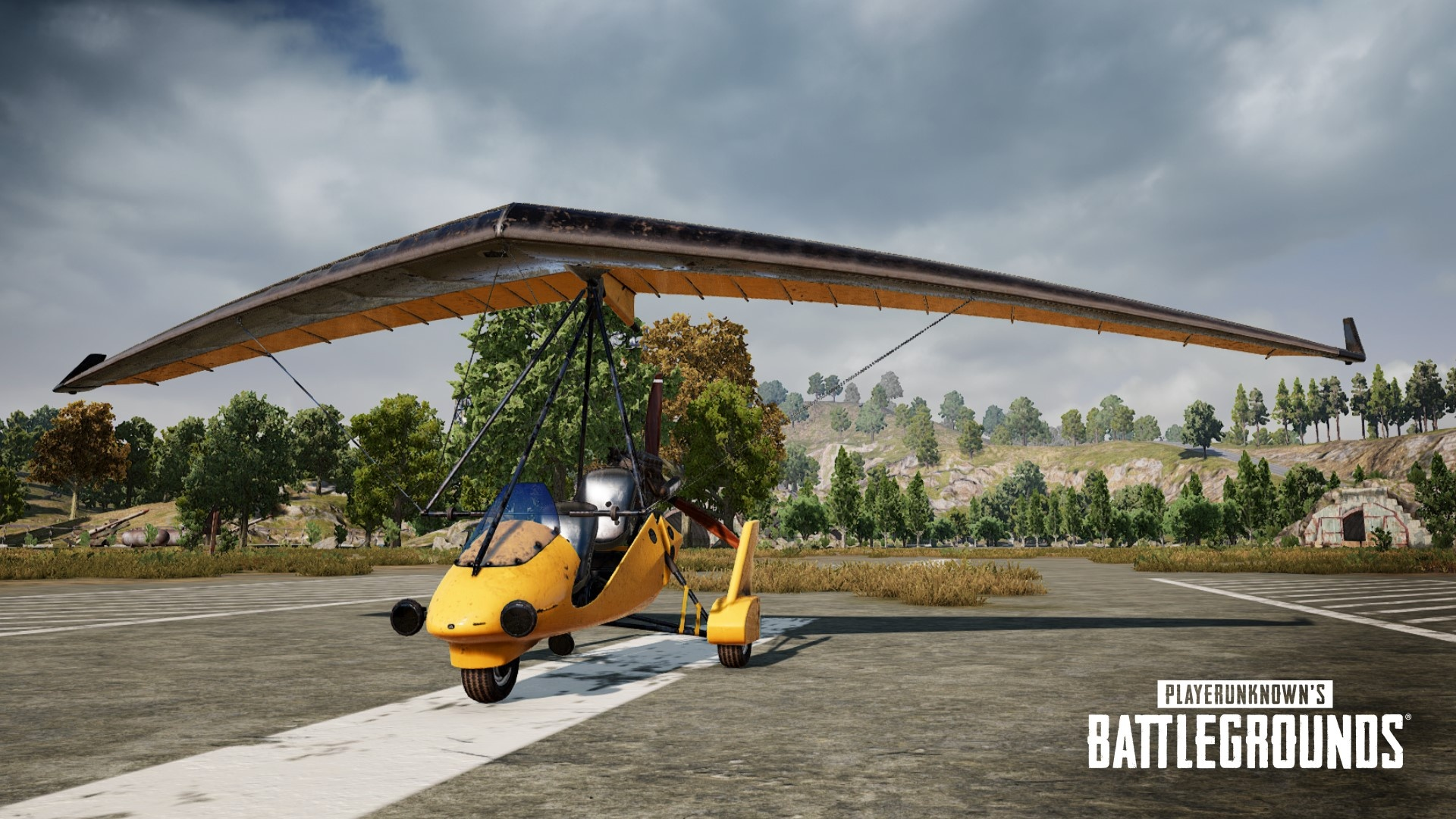 New Motor Gliders touch down in PUBG for weekend trial