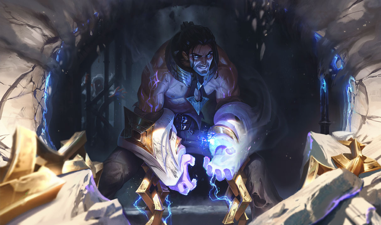 League of Legends 2020 Season Kicks Off With a Spectacular Cinematic