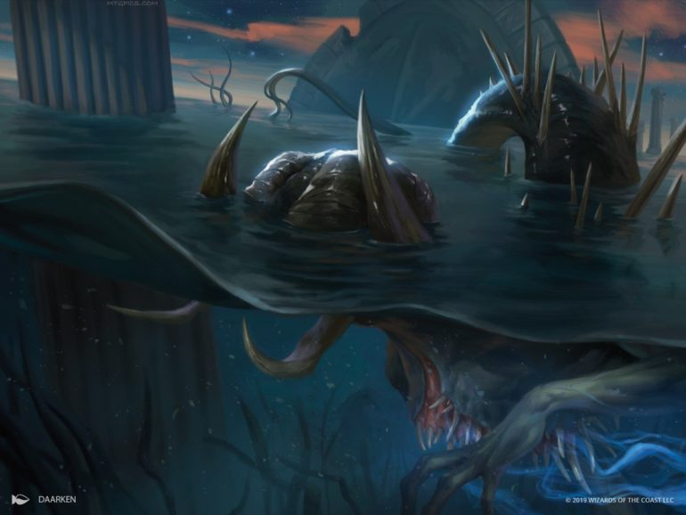 Devourer of Memory Art Magic Theros Beyond Death
