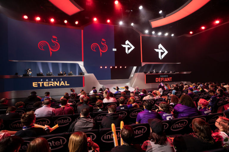 Paris Eternal vs Toronto Defiant