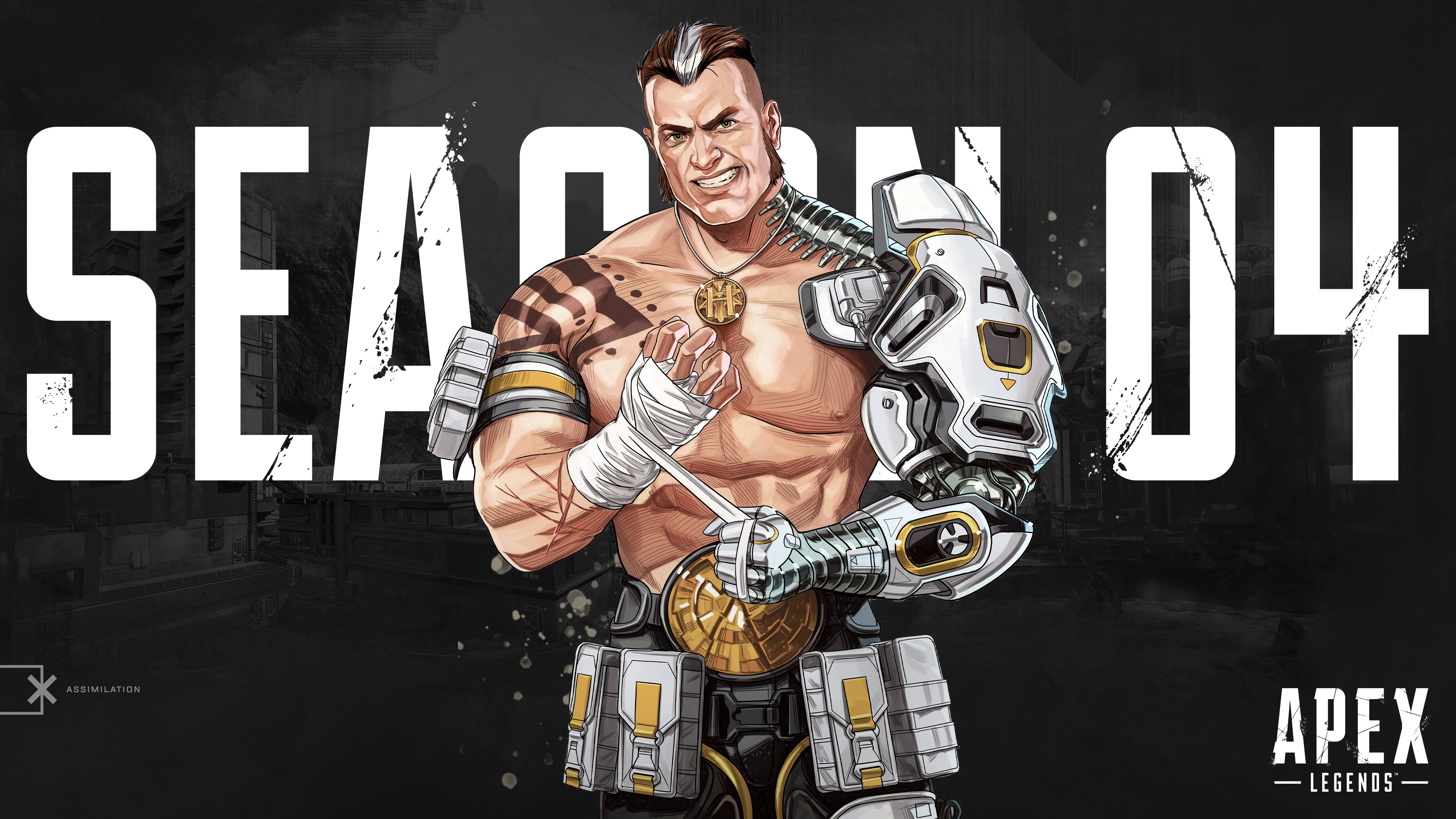 Apex Legends season 4 adds new character Forge, starts February