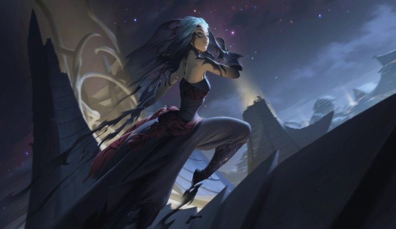 Legends of Runeterra Shadow Assassin