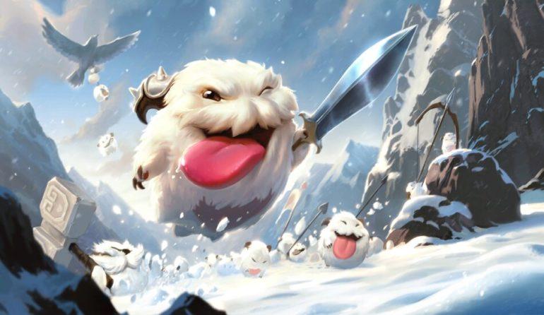 Legends of Runeterra Heart of Fluff Poro