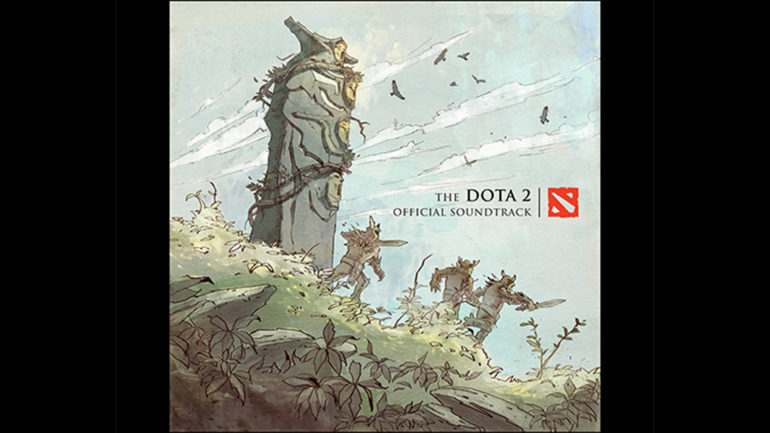 dota 2 official soundtrack album art