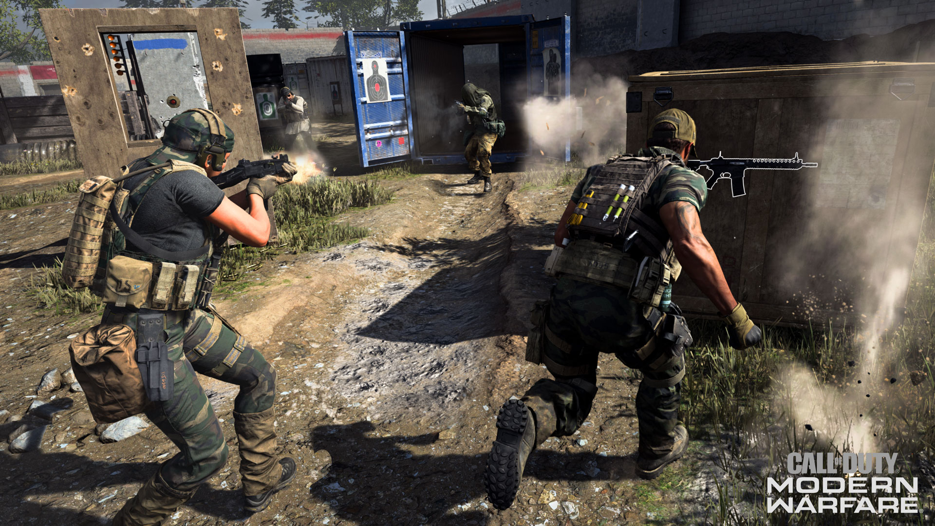 Call of Duty Game Glitch Takes Players to Locked Warzone Menu