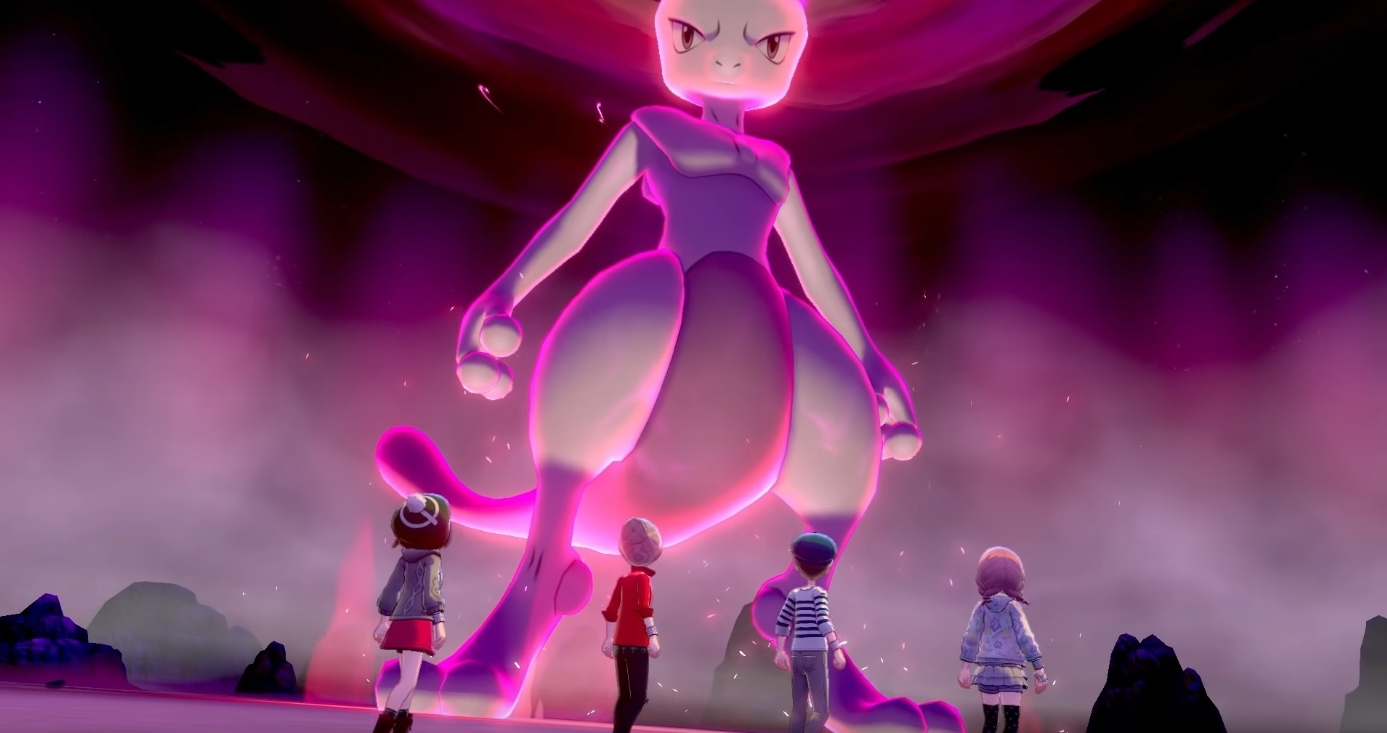Pokemon Sword and Shield adds new Mythical Pokemon Zarude