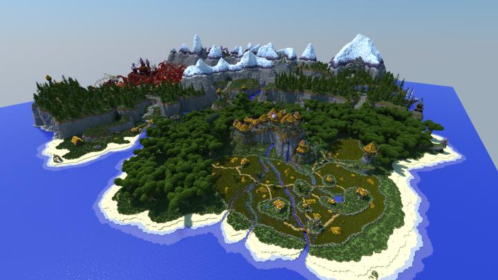 Best Minecraft Adventure Maps