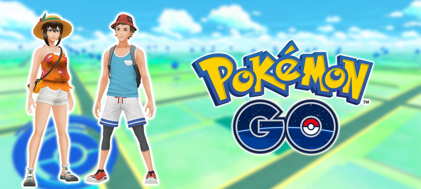 Image result for pokemon go alolan clothing