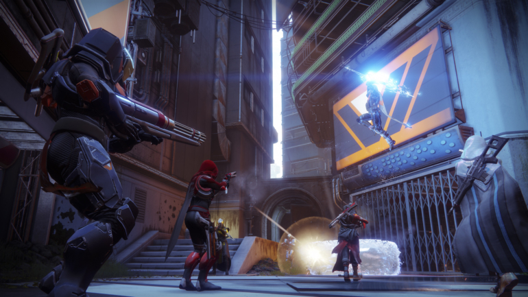Destiny matchmaking modes