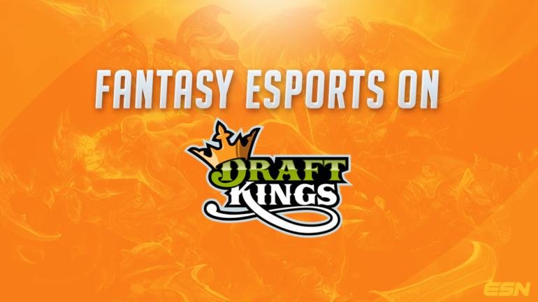 Fantasy-Esports-on-Draft-Kings