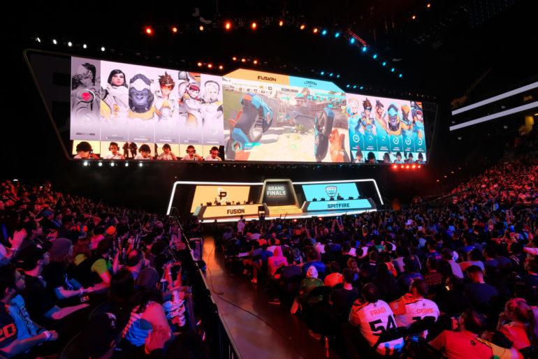 Overwatch League Grand Finals - Day 1