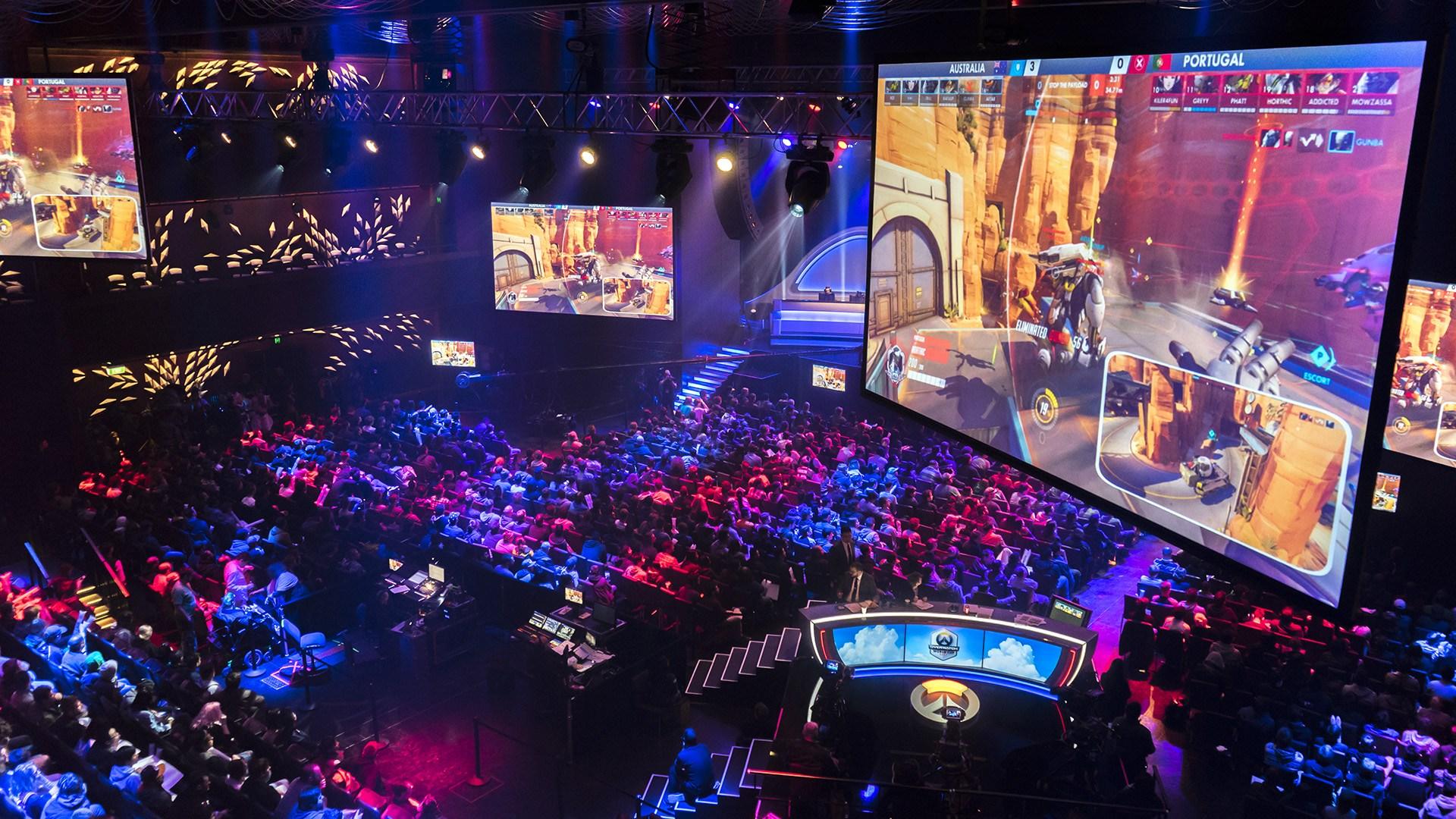 Los eSports serán los protagonistas del evento