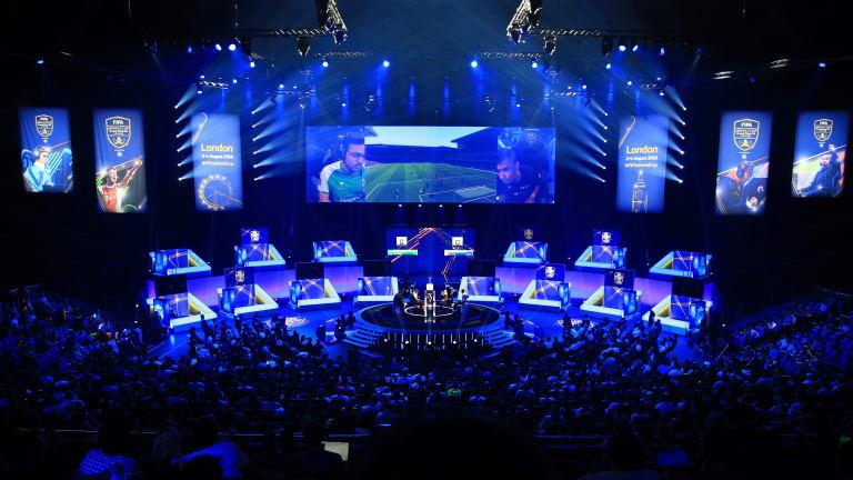 FIFA eWorld Cup 2018 Escenario Gran Final
