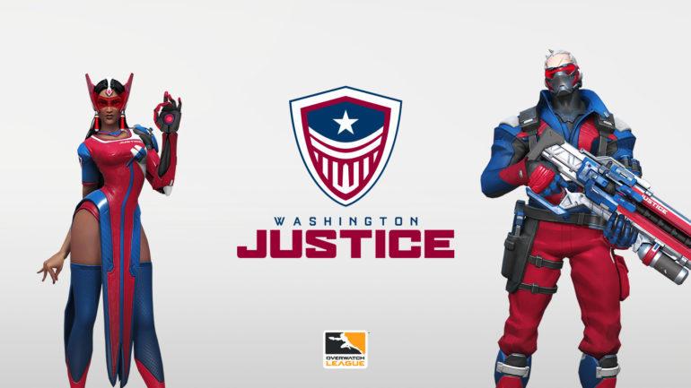 Nombre y marca de Washington Justice
