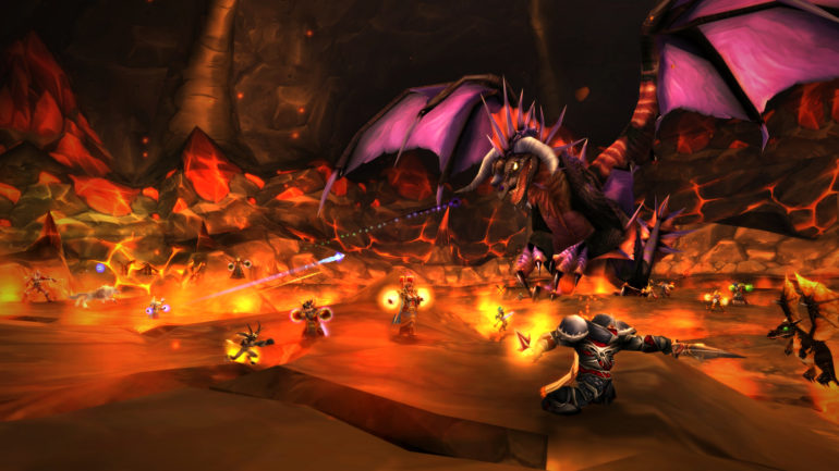 World of Warcraft Classic abrió los portones de la nostalgia