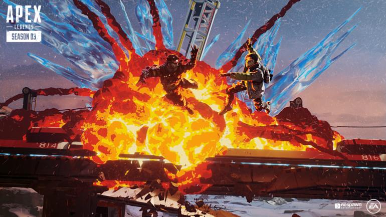 Así es el Pase de Batalla de la temporada 3 — Apex Legends