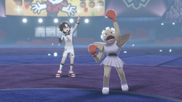 Entrenamiento Pokémon