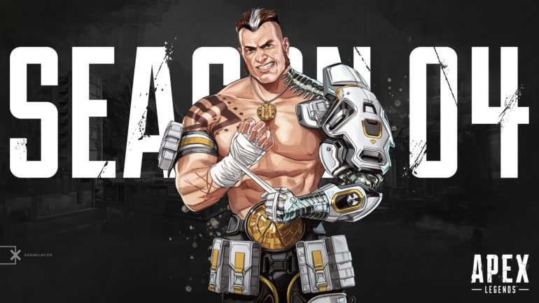 Apex Legends presenta la temporada 4 junto a la nueva leyenda Forge